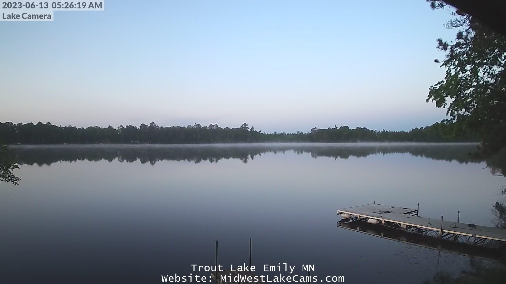 Trout Lake Emily, MN